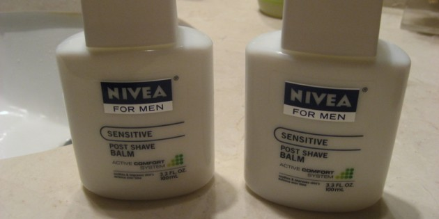 Nivea Sensitive Skin Shaving Lotion Review