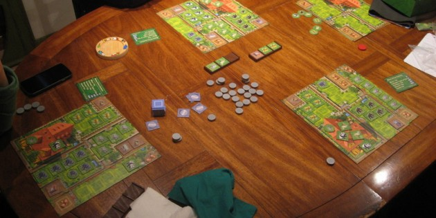 Zooloretto Zoo Board Game Review