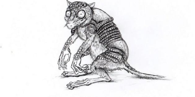 Gibberish Asks: Illustrator Robert Dickson