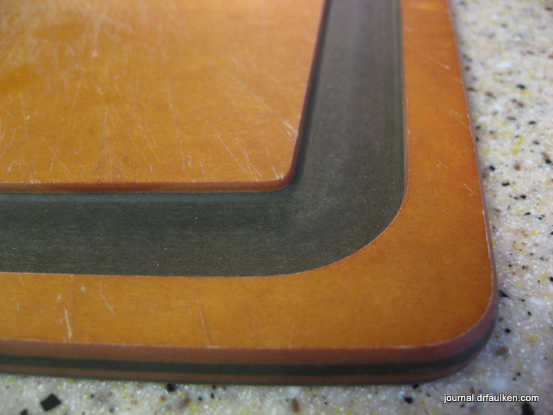 epicurean recycled cutting board review  gibberish is my native, Kitchen design