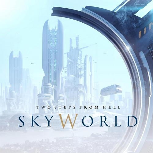 Two Steps From Hell SkyWorld Album Cover