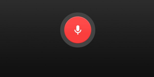writing an entire post with Google's voice to text feature