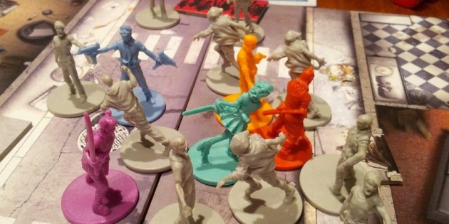 Zombicide House Rules