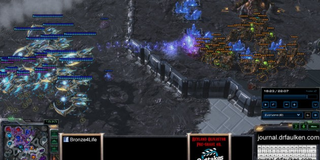 Bronze4Life StarCraft 2 Stream