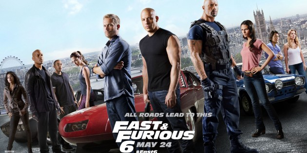 Fast and Furious 6 Movie Review (No Spoilers)
