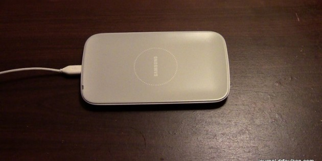Samsung Galaxy Qi Wireless Charging Pad Review