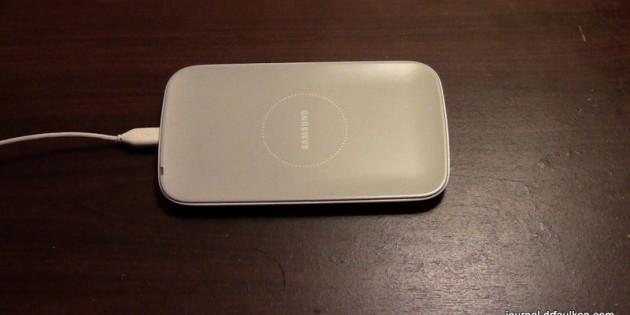 Samsung Galaxy Qi Wireless Charging Pad Review
