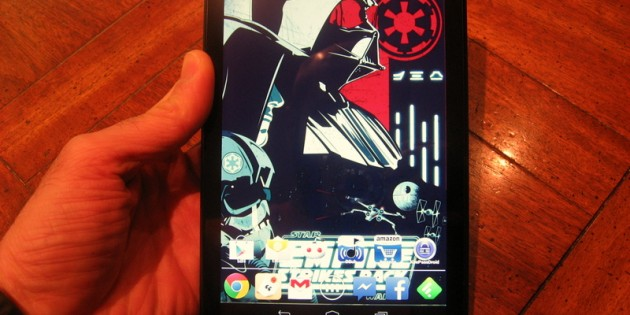 Galaxy Nexus 7 2013 Android Tablet Review