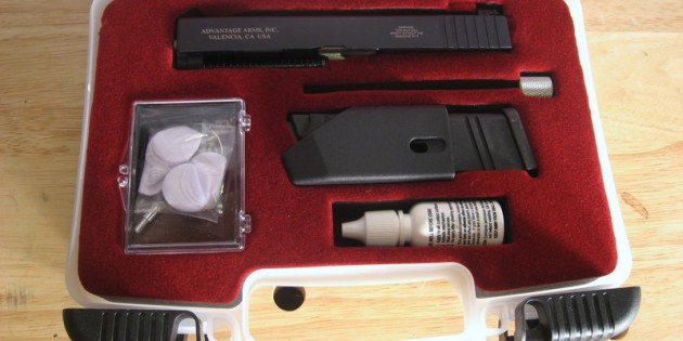Advantage Arms 22LR Conversion Kit for Glock 19 Pistol Review