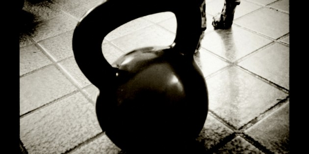 10,000 Kettlebell Swing Challenge – Day 1