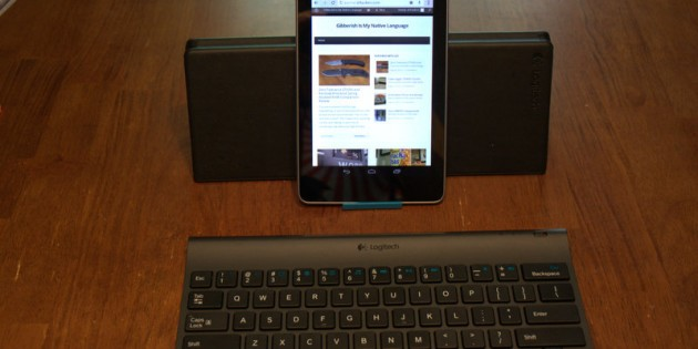 Logitech Bluetooth Keyboard for Android Devices Review