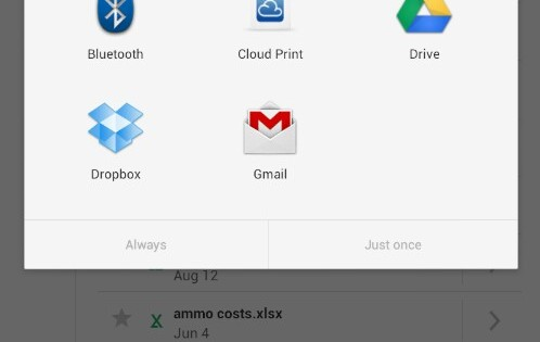 Print Anywhere From Android Tablets Using the Cloud Print App and Google Cloud Print