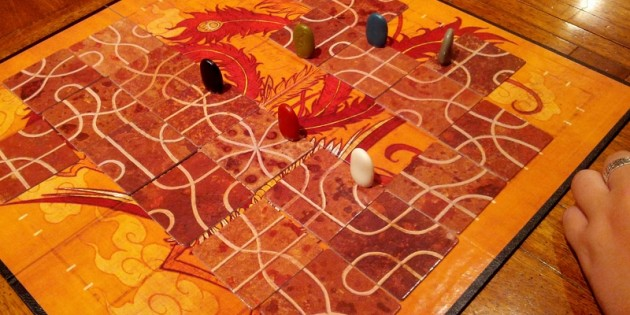 Tsuro – The Game of the Path Board Game Review