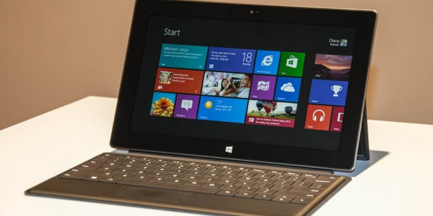 Microsoft's WindowsRT Tablet Pricing
