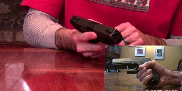 Firearms Tips and Techniques for Beginners: How to Unload a Pistol