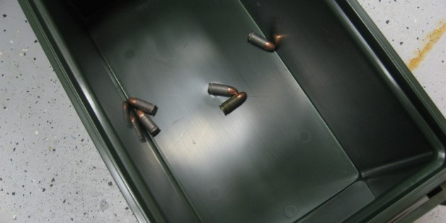Dealing With the 2013 Ammunition Crisis