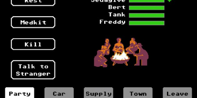 Organ Trail Android Game Review
