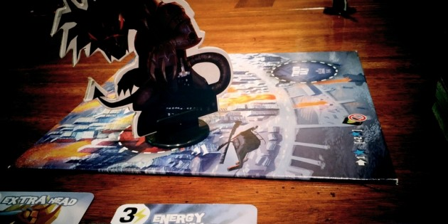 Kings of Tokyo Board Game Review