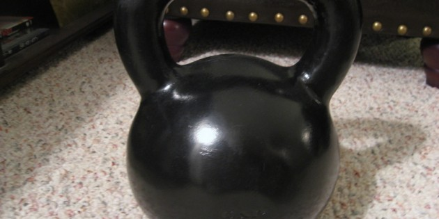 Cap Barbell Kettlebell Review