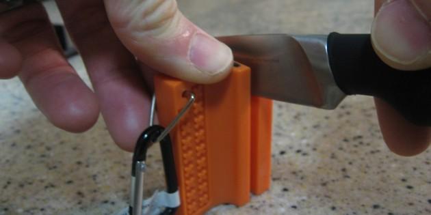 eGear Survival Essentials Ceramic Knife Sharpener Review