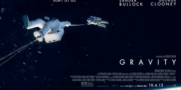 Gravity Movie Review – Spoilers