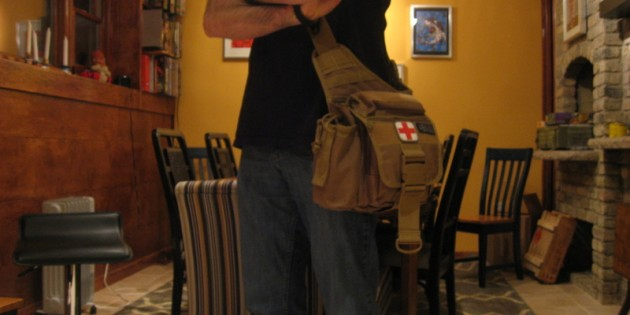 Carrying a Trauma Kit in Public