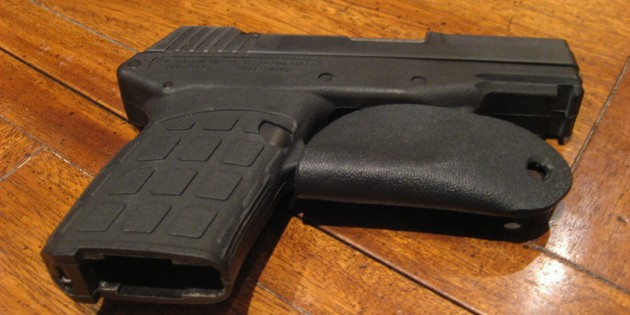 Trigger Guard Holster for Kel-Tec PF-9 Review
